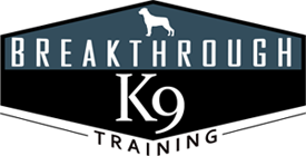 Breakthrough K9 Training